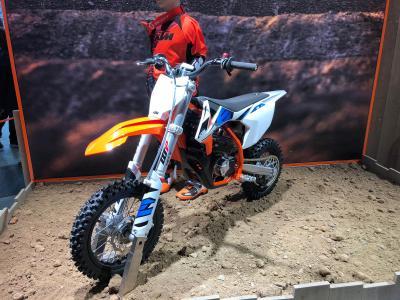 KTM lancia una minicross elettrica, la SX-E 5