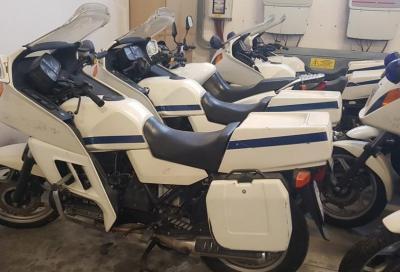 La Municipale di Rimini vende le moto in disuso. Il ricavato alle scuole