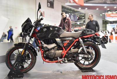 La nuova SYM Wolf 300 arriva in Italia