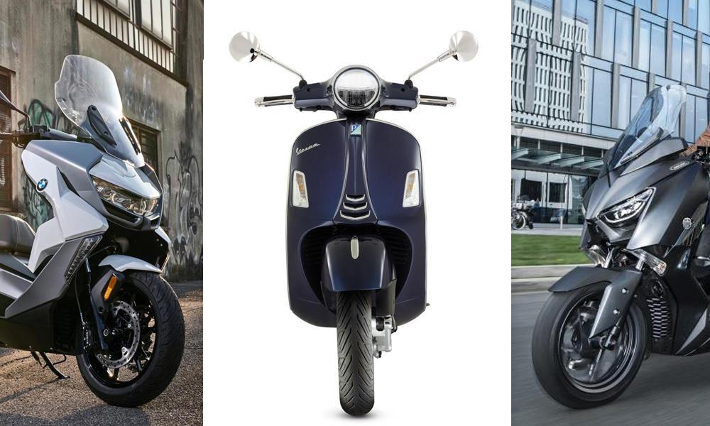 Scooter 2019 I Nuovi Modelli Presentati A Eicma Da Bmw Kymco