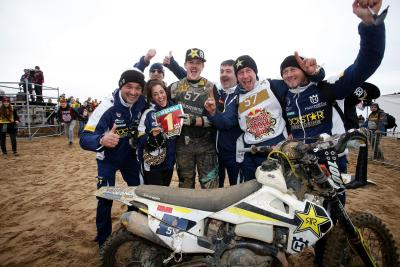 Il Red Bull Knock Out chiude il WESS 2018: Billy Bolt è Campione