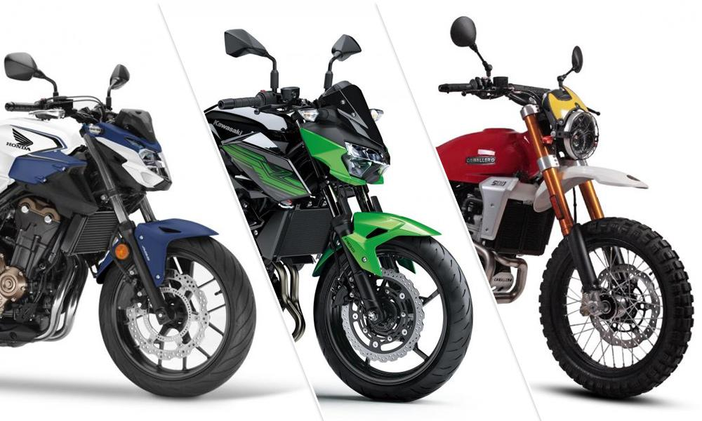 Novità Moto Guidabili Con Patente A2 2019 I Nuovi Modelli