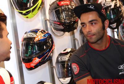 """Petrucci: """"Dovevo battere Lorenzo per entrare in Ducati"""""""
