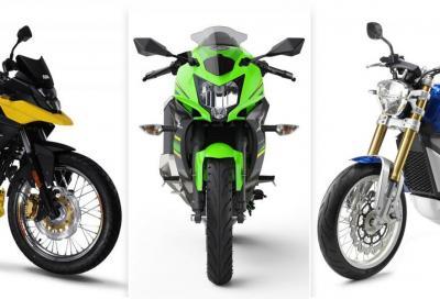 125 cc 2019: le novità presentate al Salone di Milano