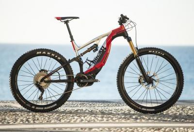 Ducati MIG-RR: il video della e-MTB di Borgo Panigale