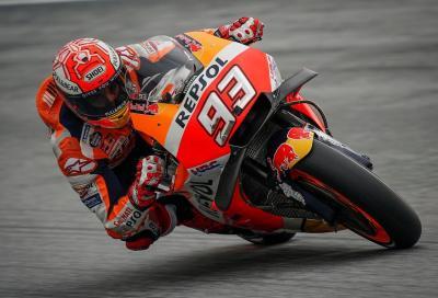 Marquez precede le Ducati Pramac nelle FP1 di Valencia