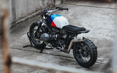 Hookie Co. stravolge la BMW R NineT