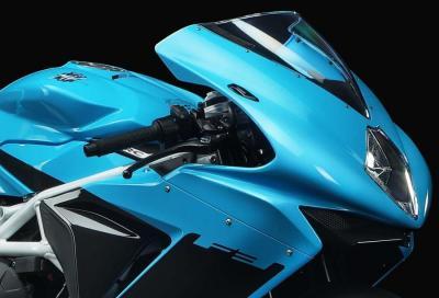Nuove livree 2019 per le MV Agusta F3