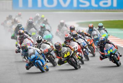 Nel 2019 Q1 e Q2 come in MotoGP anche in Moto2 e Moto3