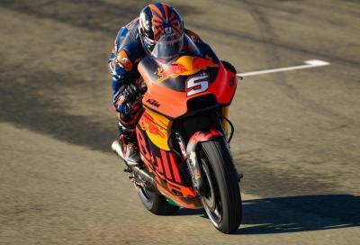 Test MotoGP: tutti i piloti in pista a Valencia! I primi tempi
