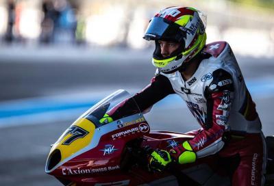 """Test Jerez: le Moto2 rompono il """"silenzio"""" delle MotoE"""