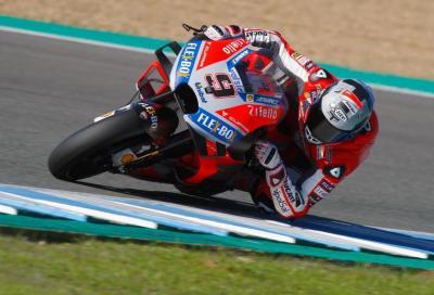 Test Jerez: Ducati detta legge con Petrucci e Dovizioso