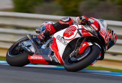 Nakagami sorprende tutti a Jerez: è lui il più veloce!