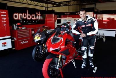 Test Ducati Panigale V4 R: the Race Machine