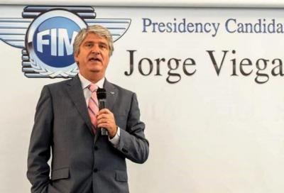 Jorge Viegas è il nuovo presidente della FIM