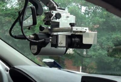 Scout Speed, il velox nascosto nelle auto dei vigili