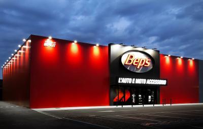 Nuovo store di Bep's a Castione Andevenno