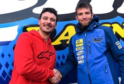 Davide Giugliano diventa Team Principal con TM