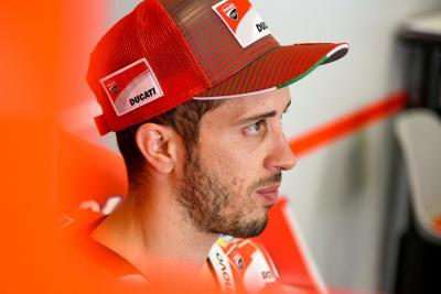 """Dovizioso: """"Negli ultimi due anni il pilota di punta Ducati ero io"""""""