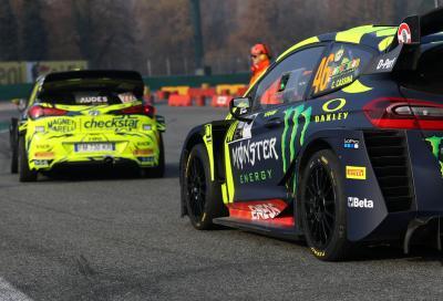 Rossi vince il Rally di Monza, ma il Master Show va a Cairoli