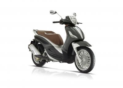 Maxi richiamo per Piaggio Beverly e MP3, Gilera Fuoco e Aprilia SRV850