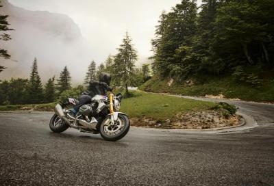 Il prezzo della nuova BMW R 1250 R