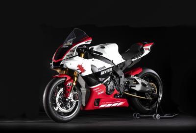 Già sold out la Yamaha YZF-R1 GYTR 20° Anniversario
