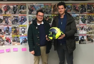 Venduto il casco di Valentino Rossi, ancora disponibili...