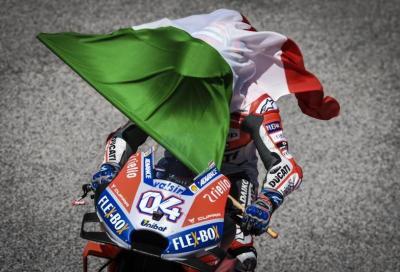 Le foto più significative della stagione 2018 della MotoGP