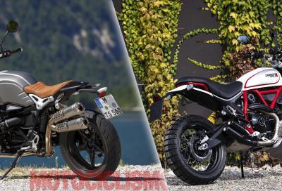 Scrambler: meglio BMW o Ducati?