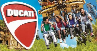 Ducati apre un parco divertimenti in Cina