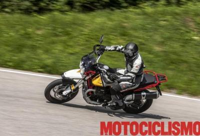 Moto Guzzi V85 TT, il test più letto