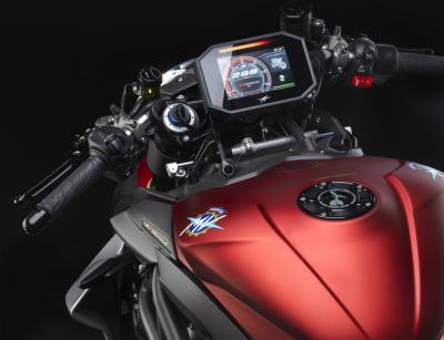 I modelli MV Agusta 2019