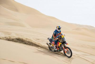 Dakar 2019, day 2: Walkner si impone su Brabec