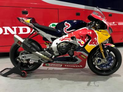 In vendita la CBR1000RR SP2 del team Ten Kate WSBK