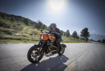 Che rumore fa l'Harley Elettrica LiveWire?