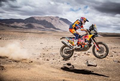 Dakar 2019, day 5: De Soultrait il più veloce, ma vince Sunderland