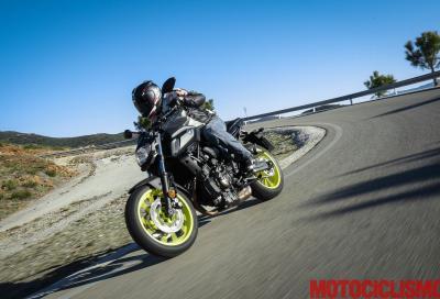 Richiamo per le Yamaha MT-07, XSR700 e Tracer 700