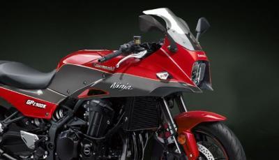 In arrivo la nuova Kawasaki GPZ 900 R?