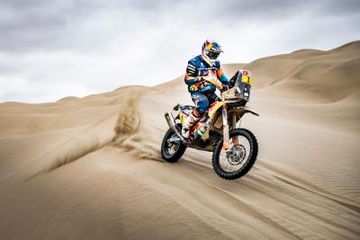 Dakar 2019, day 8: Brabec out, la tappa a Walkner