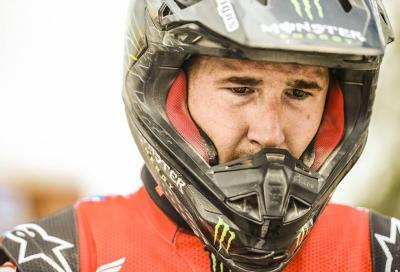 Che sfortuna Brabec! Costretto al ritiro alla Dakar 2019