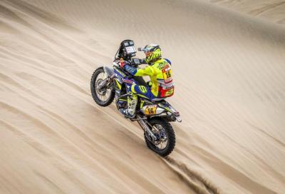 Dakar 2019, day 9: vince Metge, ma Price è ancora al comando