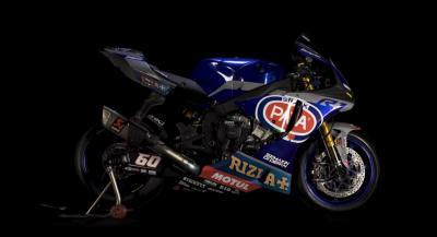 Yamaha svela la nuova R1 di Van der Mark e Lowes