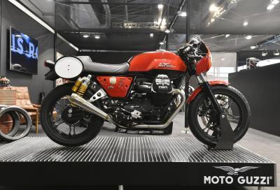 Moto Guzzi torna in pista!