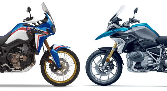 R 1250 GS vs. Africa Twin: and the winner is…