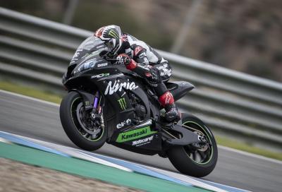 Rea vola nei test SBK di Jerez, bene Yamaha e Ducati