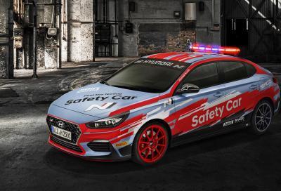 La Hyundai i30 Fastback N sarà la nuova safety car SBK