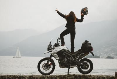 Completo Vanucci per le motocicliste