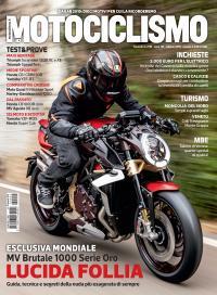 Motociclismo di febbraio 2019 è in edicola