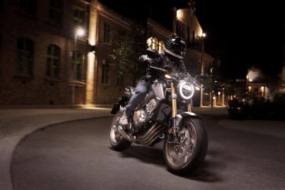 Neo Sports Cafè: il video della nuova Honda CB650R